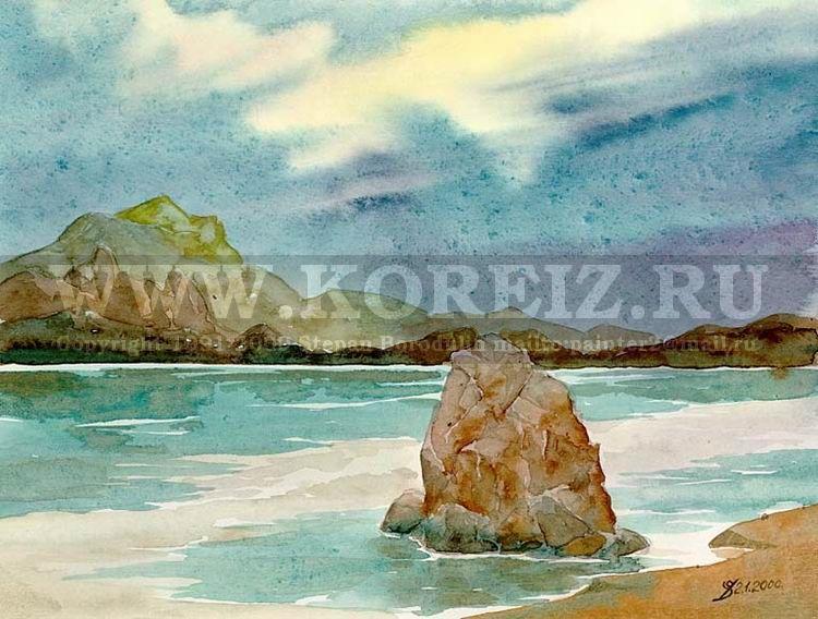 Каталог картин морские пейзажи